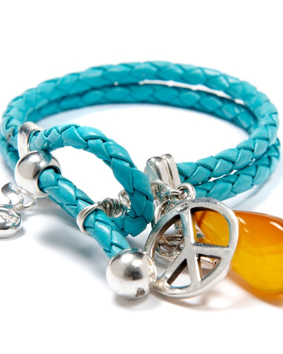 Toggle Peace Turquoise
