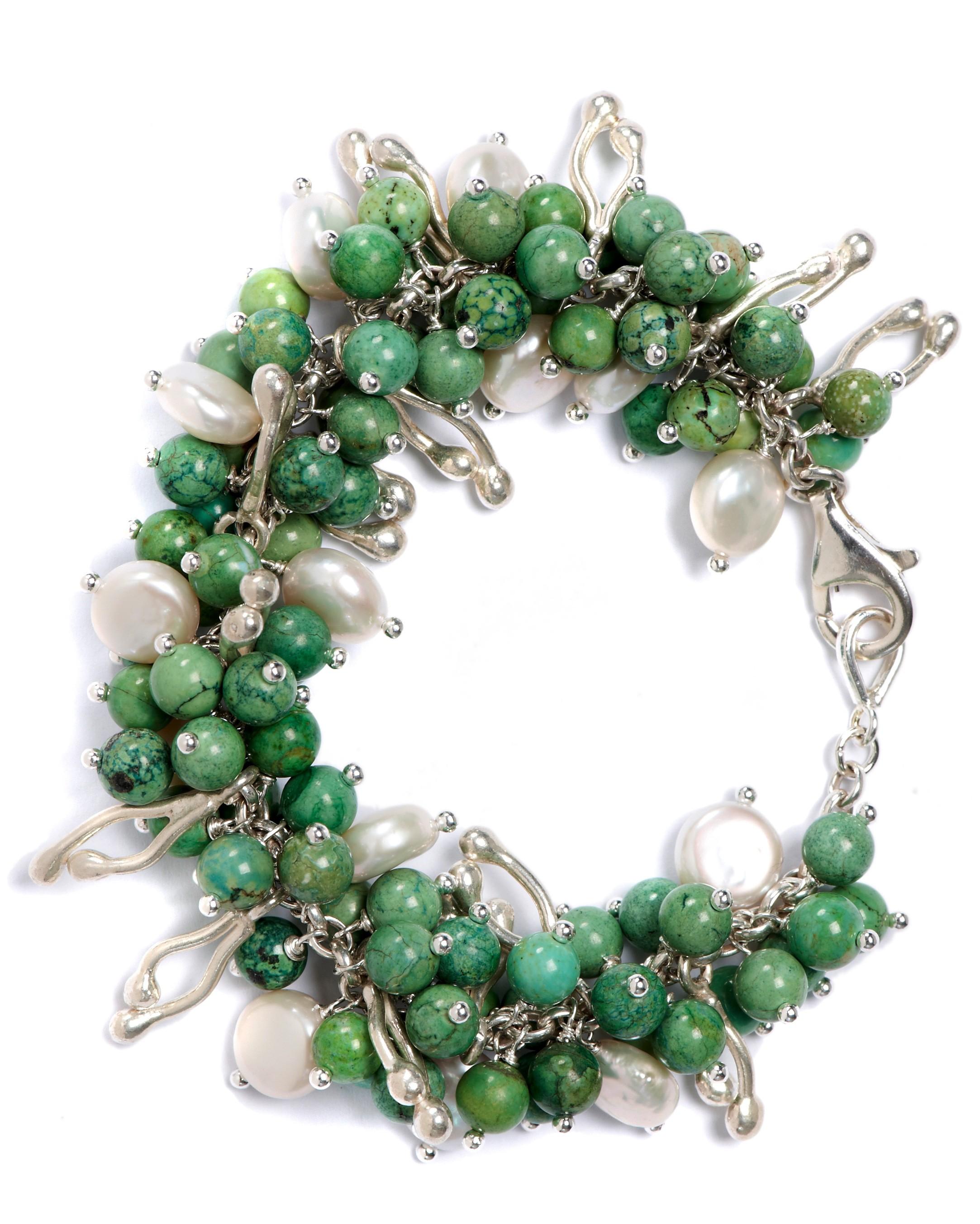 Ocean Treasure Green Turquoise