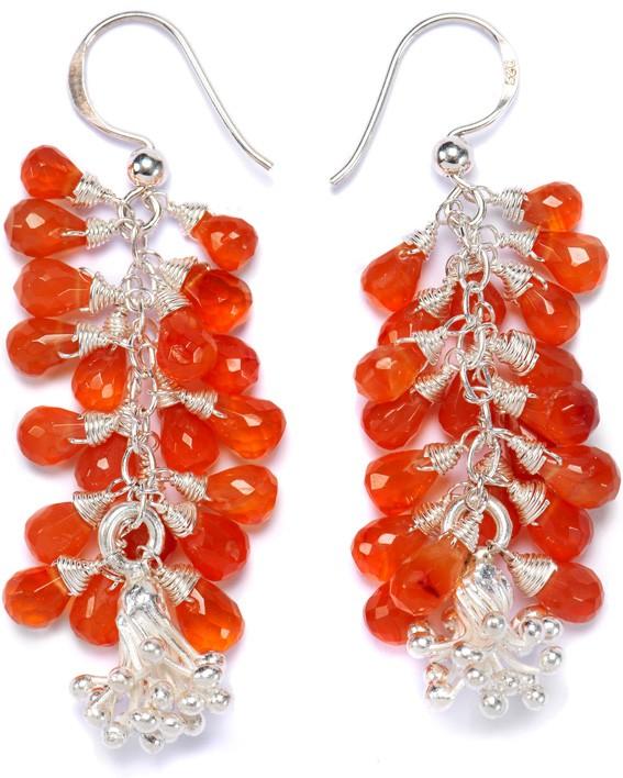 Anemone Drops Orange