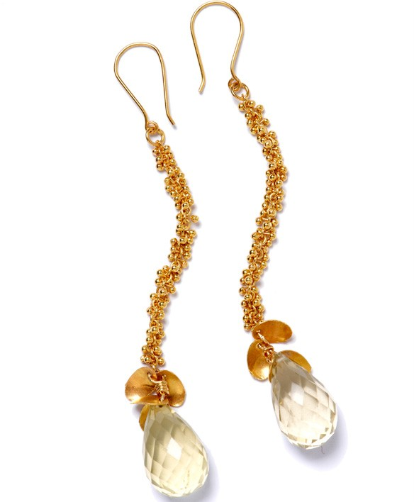 Golden Strand Citrine