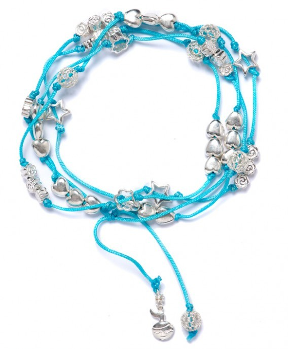 Wrap It Turquoise Silver