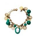 Goddess Gracelet Emerald