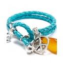 Toggle Peace Turquoise