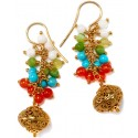 Oriental Whisper colourful/gold