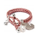 Toggle Pearl&Fish Rose